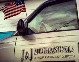 J&J Mechanical Truck
